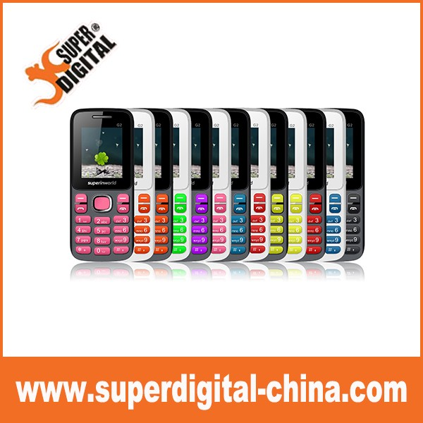 1.8inch 3G feature bar phone mobile