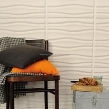 Brick textured wall panel in mdf made in China manufactuer