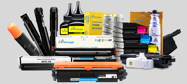 100% New With Chip Compatible for HP 17a black toner cartridge laser cf217a 217 original printer cf 217a cf217 M102w M130fn