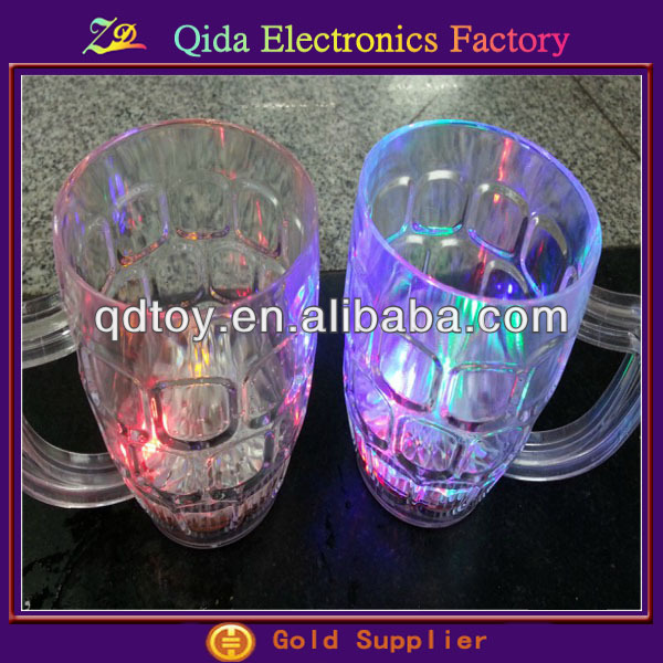 wedding party bear plastic led cups