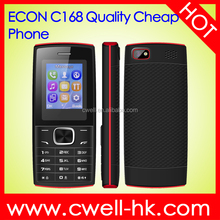 ECON C168 1.77 inch Quad Band Dual SIM 3 Colors Cheap Unlocked China Mobile Phone