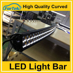 Spot flood combo beam IP 67 120w 20inch curved led light bar made in china