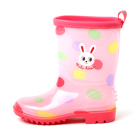Cheap kids rain boots for wholesale pvc material candy color popular rain boots kids