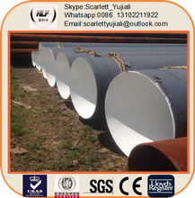 cement lining steel pipe, cement mortar and coal tar epoxy