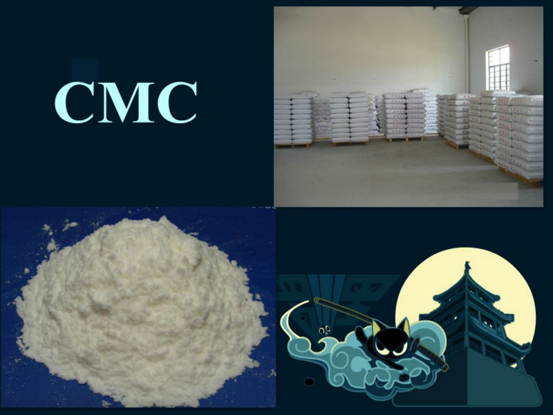 Paper making CMC Sodium Carboxymethyl Cellulose