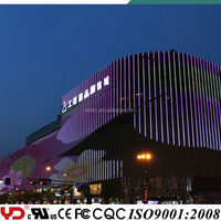 YD professional IP68 CE FCC approved led wall washer lamp