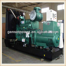 70kva to 750kva Remote Start Mining Diesel Power Pack Genset