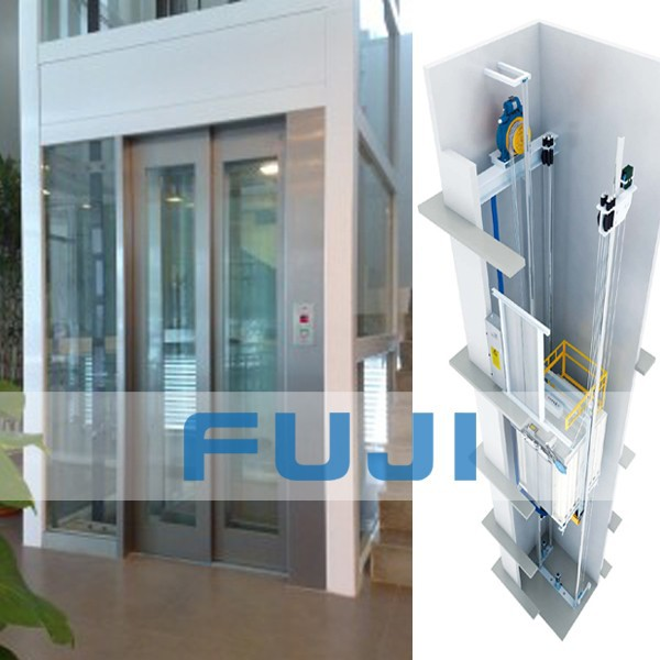 Fuji small elevator for homes buy small home elevator for Small elevators for homes