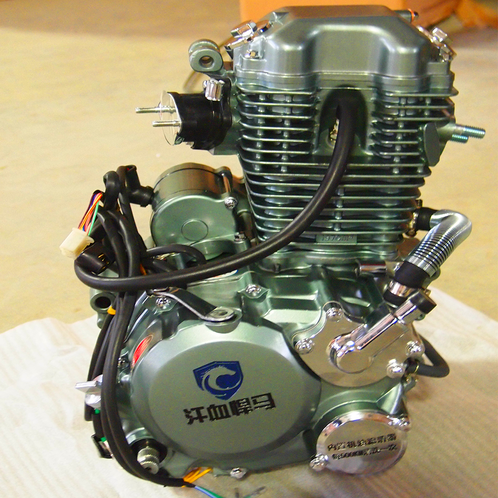 Loncin gasoline engine gx200 6.5hp