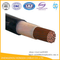 Low Voltage Copper Core Underground Electric Cable Wire 16mm 25mm 50mm2