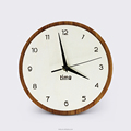 high quality New product big wooden wall clock decor