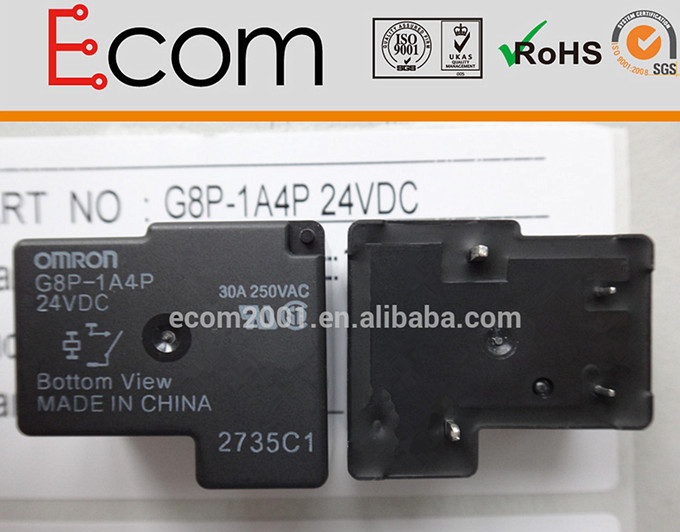 Electronic Components G8P-1A4P 24VDC Power PCB Relay New and original in stock
