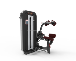 commercial indoor gym machine sit up abdominal exercise equipment