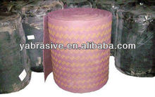 abrasive scouring pad,non-woven grinding scouring pad