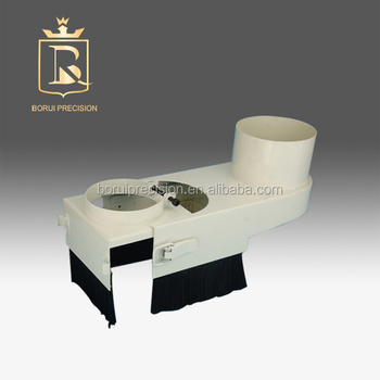 CNC Spindle Dust free vacuum suction cover