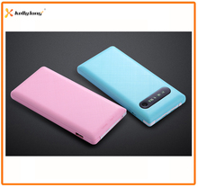 Shenzhen Manufactory wholesale 10000mah portable power bank with full capacity source KD-196