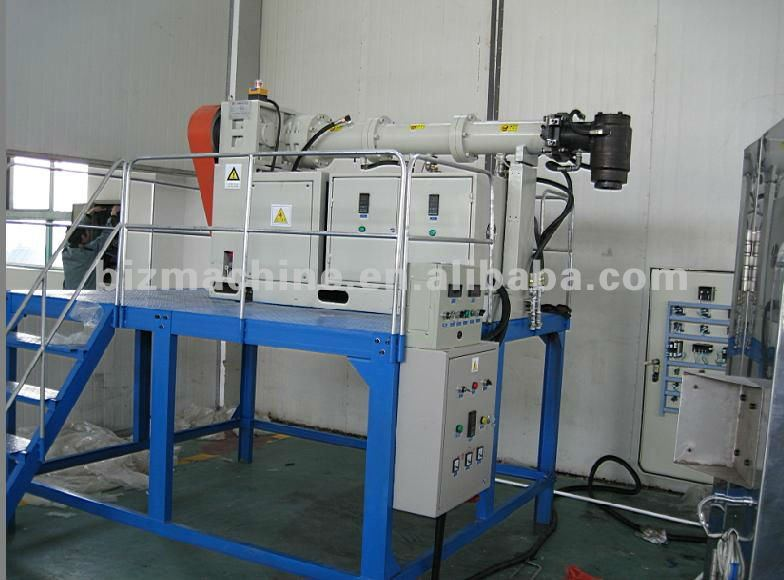 silicone rubber profile hose extruder machine, silcone rubber machine, silcone rubber extruder