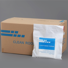 9''X9'' 110Gsm Lint Free Polyester Cleanroom Wipes