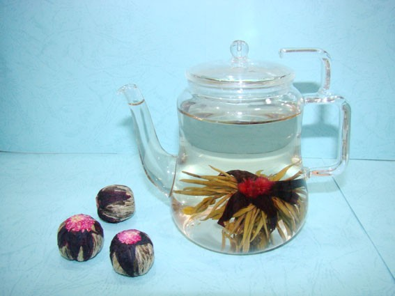 Good Selling Chinese Blooming Tea Artist Flower Tea