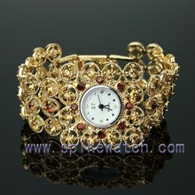 Hot Selling China Promotional Ladies Copper Bangle Watches