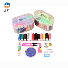 Multi-function complete travel sewing kit