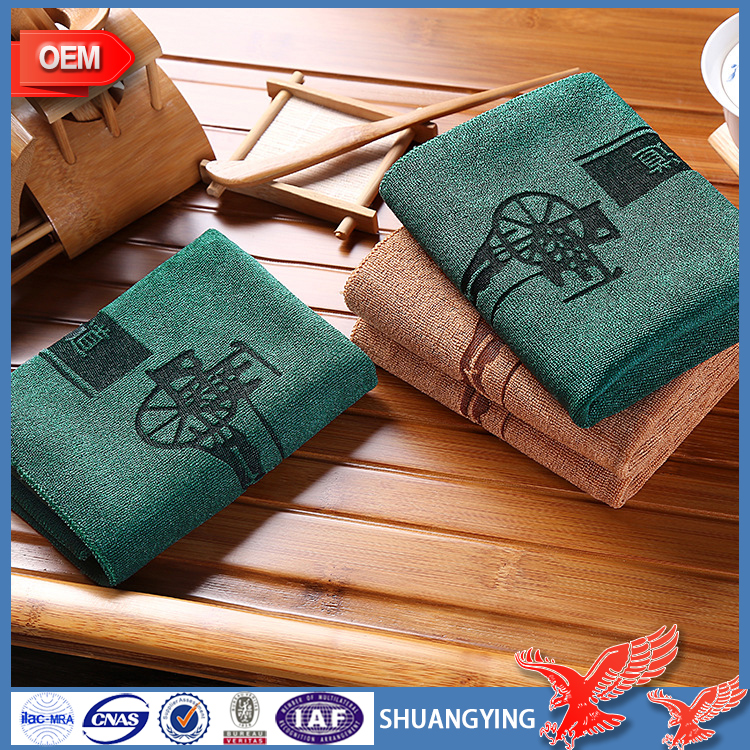 Manufacturers Wholesale High Grade Plain Dyed Natural Linen Tea Towels