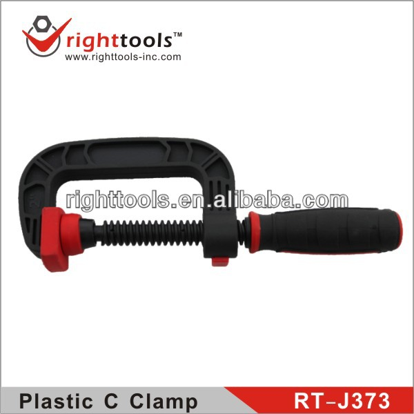 Righttools RT-J373 plastic quick release c clamp