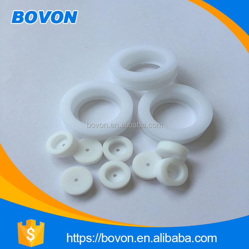 Precision good quality custom machined plastic parts on sale