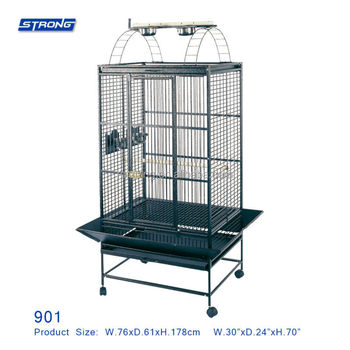901 parrot cage