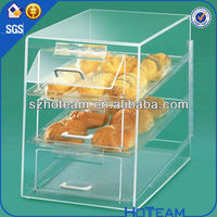 Acrylic Candy Box Clear for Personalization plastic food container