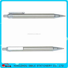 silver refill pen leather marking pen