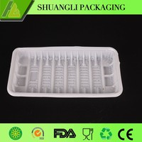 fruit and vegetable display plastic trays