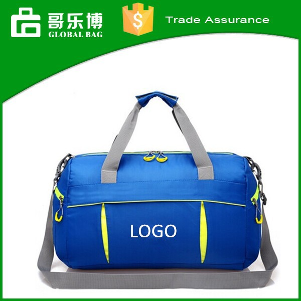 Promotion Expandable Sport Duffle Custom Foldable Travel Bag