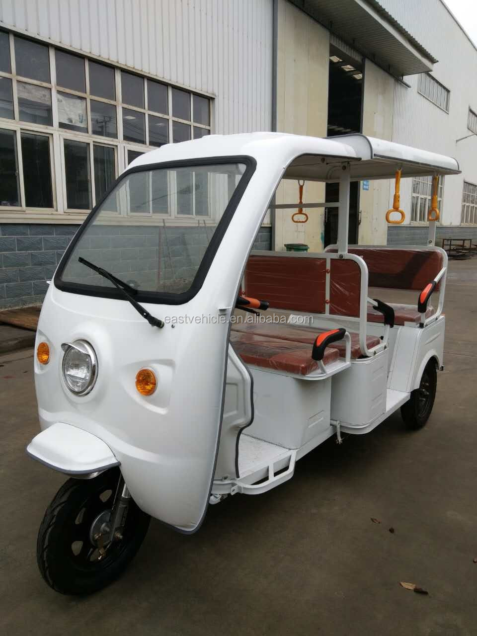 Electric Scooter 1000w Three Wheel Motorcycle Taxi For Sale