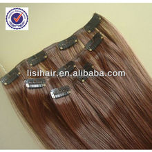 blond human hair long curly straight real remy human hair extension 22 inch clip in human hair extension for wholesale