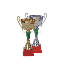 Cast Metal Gold Plated Cup Sport Award Trophy