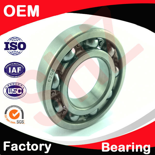 ball bearing 6204 6205 bearing Motorcycle bearing