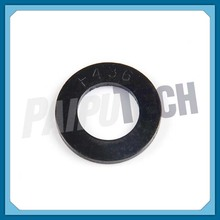 ASTM F436 Flat Washers, Hardened, Black