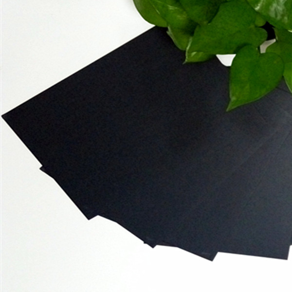 High Quality Environment Friendly Black Paper Board/blackboard