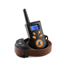 The shock dog training collar with remote for dogs