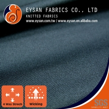 EYSAN Sportswear 4 Way Stretch Tricot Spandex Soft Polyester Fabric