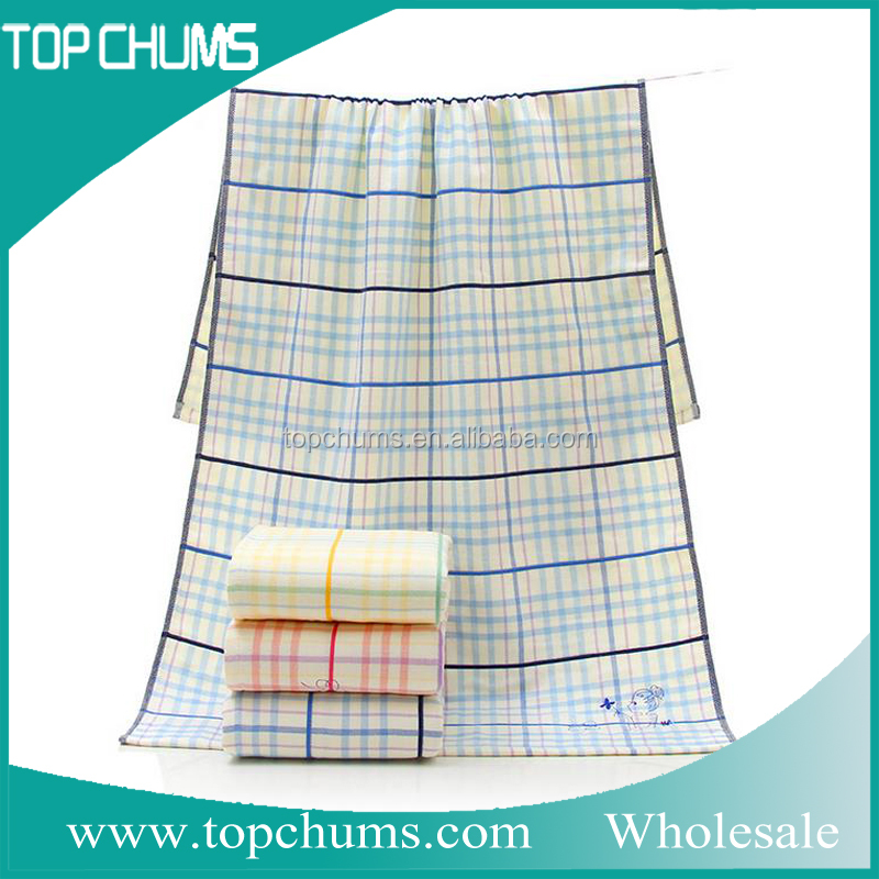 wholesale high quality cotton home trends bath towels