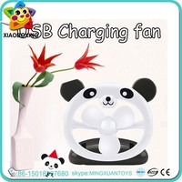 New arrival battery operated standing rechargeable fan light with radio mini USB air cooling fan