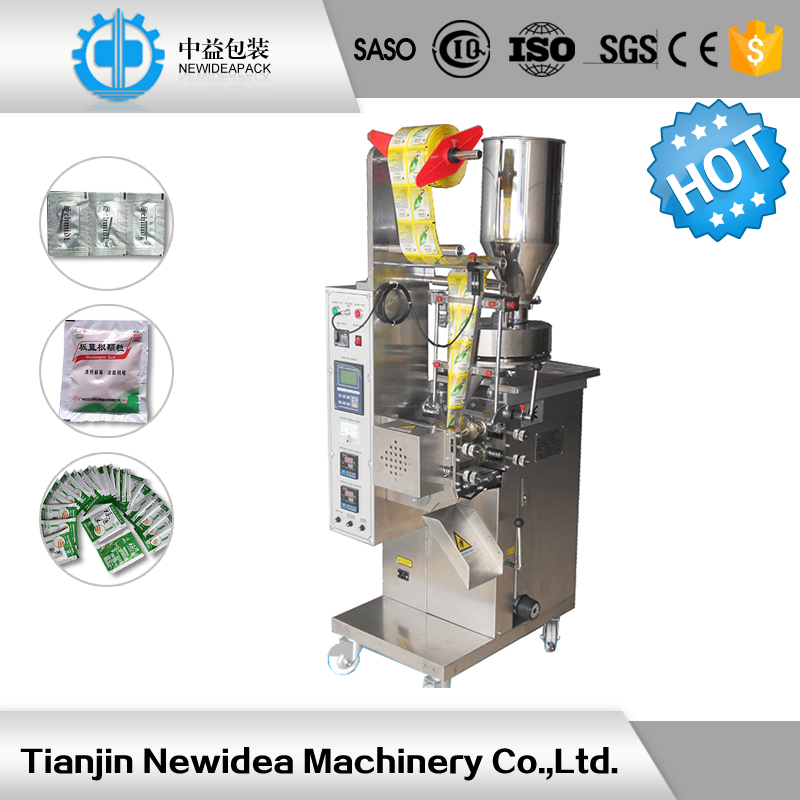 ND-K40/150 plantain chips packaging machine