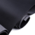 Black 100% Pu Coat Synthetic Leather For Shoe