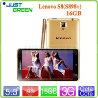lenovo cell phone 5.3 Inch S8 android 4.2 phone MT6592V Octa Core 2g 16g WIFI Bluetooth mobile phone