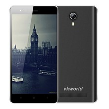 Original vkworld F1 Android 5.1 3G Mobiltelefon Dual Sim 4.5 inch WCDMA MTK6580 1850mAh 1G+8G Very Small Size Mobile Phone