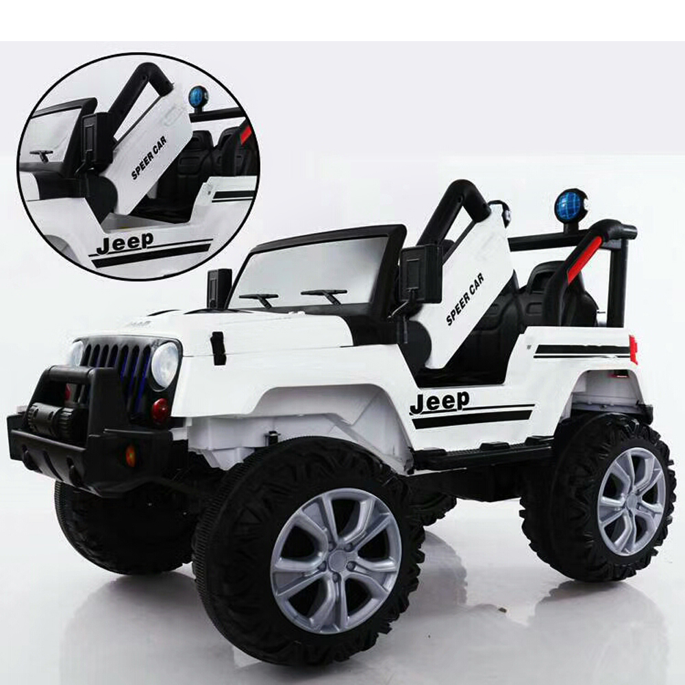 Battery car for kids/wholesale ride on battery operated kids baby car/Jeep ride on big 12v SUV big car