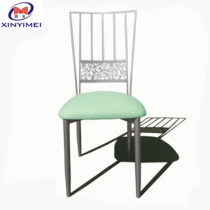 wholesale royal wedding party chairs for bride and groom