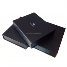Custom Logo Luxury Hard Fancy Paper Packaging Chocolate Gift box